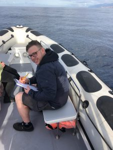 Whale watching and marine Science