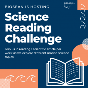 BIOSEAN scientific reading challenge