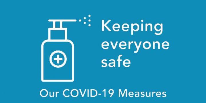 Medidas de Seguridad por COVID-19