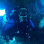 diving at biosean