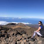 Camino al Teide con Biosean