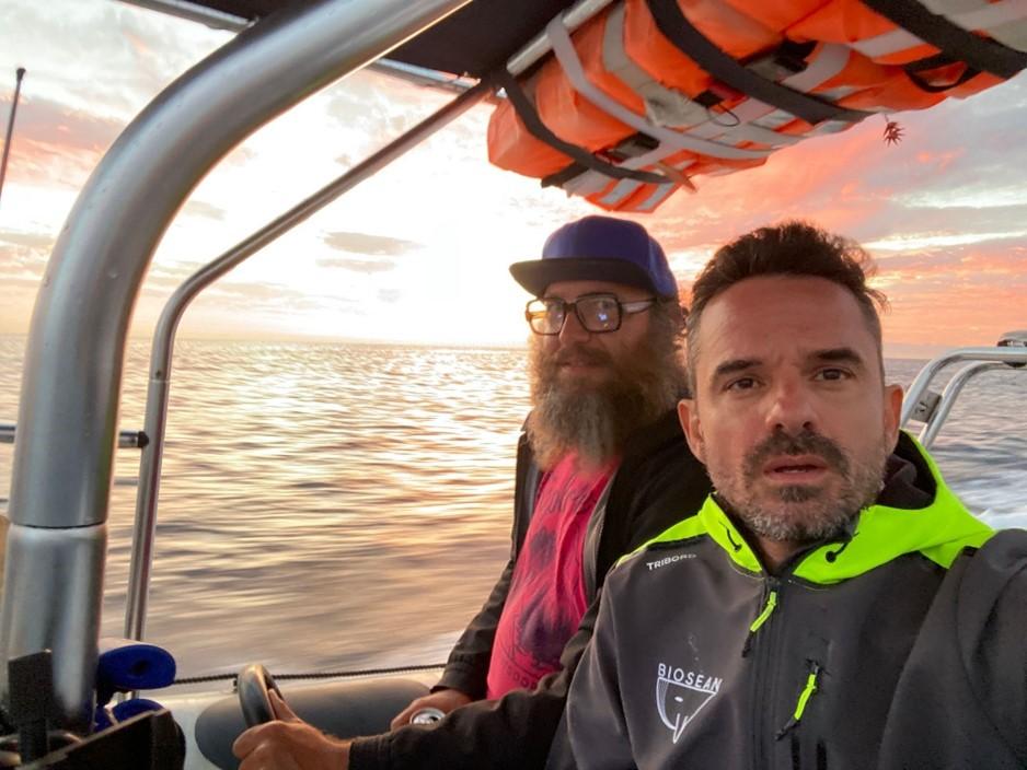 Misael y Marco (marina)
